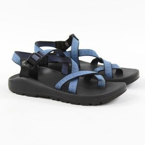 Chaco Women's Z2 Blue Classic Athletic Sandal 10W